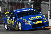 2009 Alex Davison Stone Brothers Racing FG Falcon