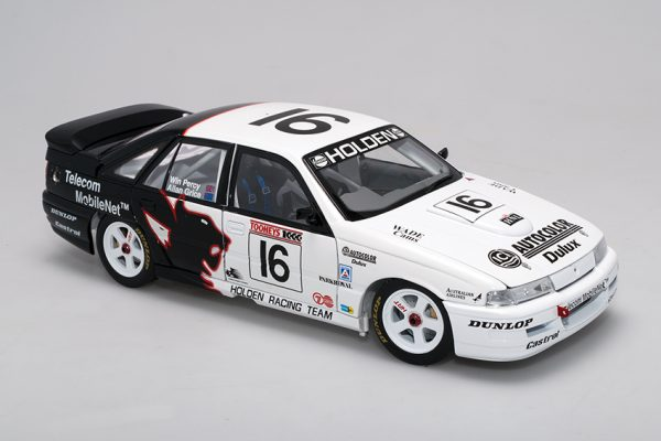 1991 Bathurst 2nd Holden VN Commodore SS Group A HRT Percy/Grice
