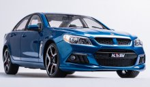 HSV GEN-F CLUBSPORT R8 - PERFECT BLUE